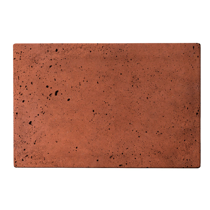 8x12 Roman Tile Mission Red Luna