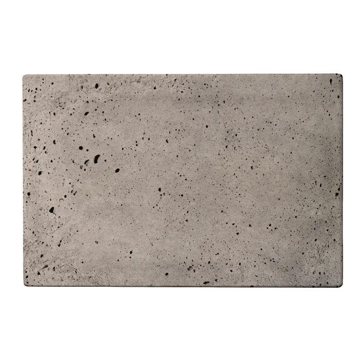 8x12 Roman TileNatural Gray Luna