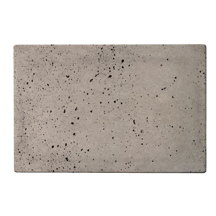 8x12 Roman TileNatural Gray Travertine