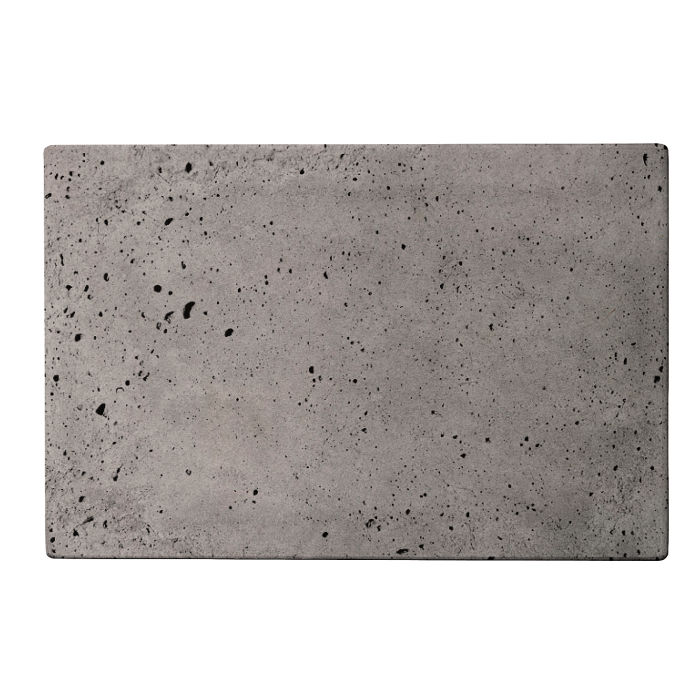 8x12 Roman Tile Sidewalk Gray Luna