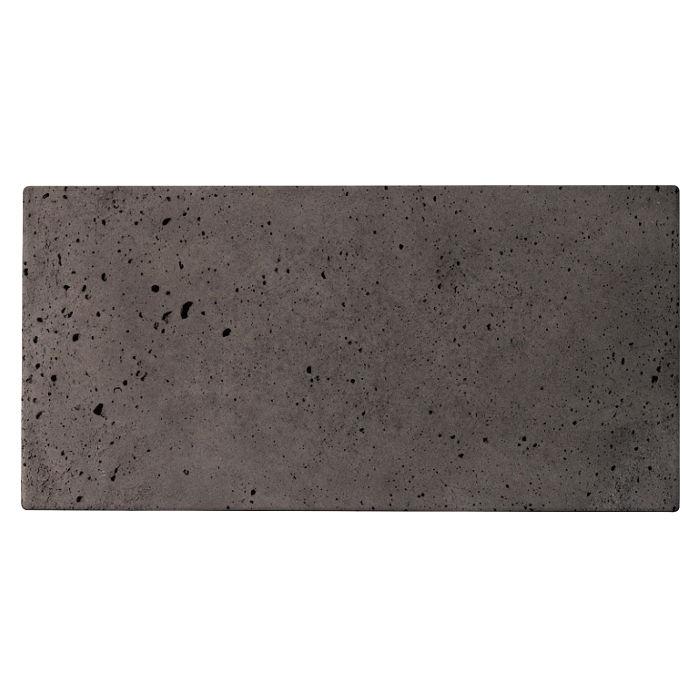 8x16 Roman Tile Charcoal Luna