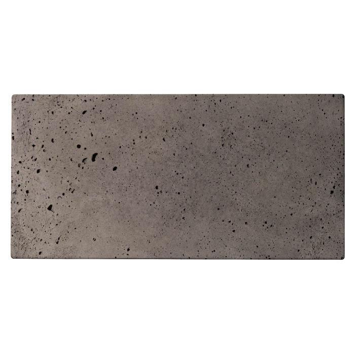 8x16 Roman Tile Smoke Luna