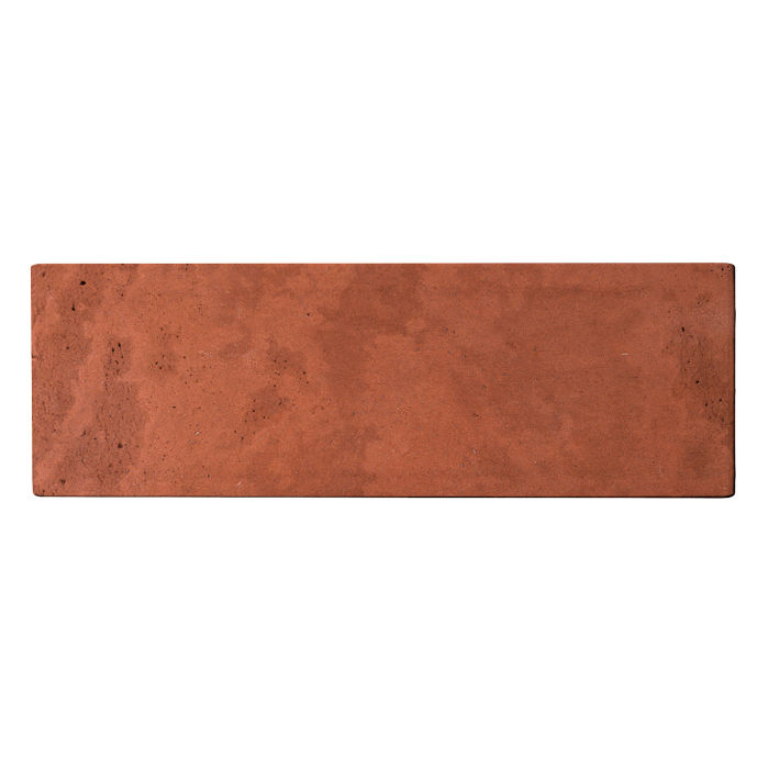 8x24 Roman Tile Mission Red Limestone