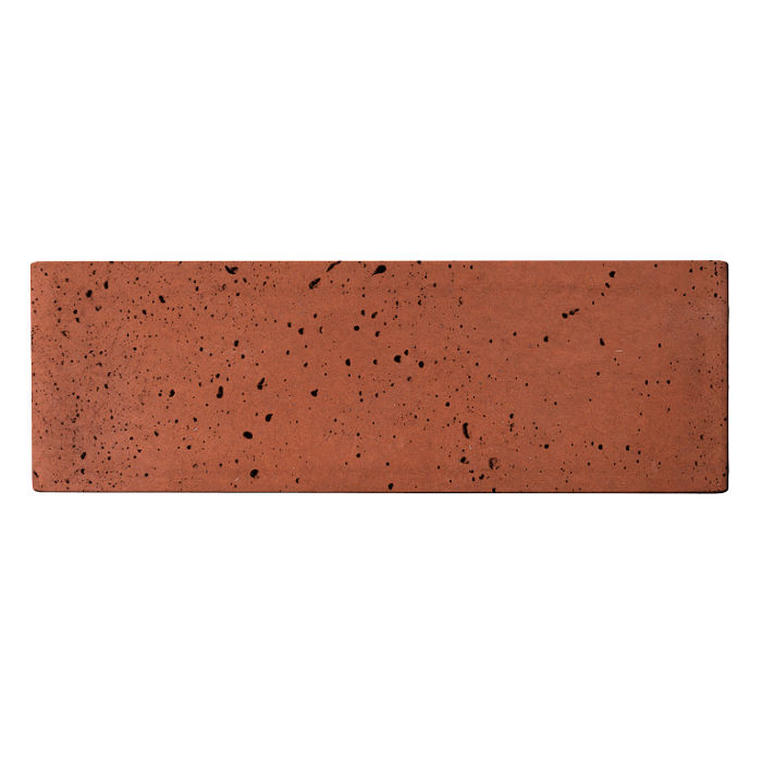 8x24 Roman Tile Mission Red Travertine