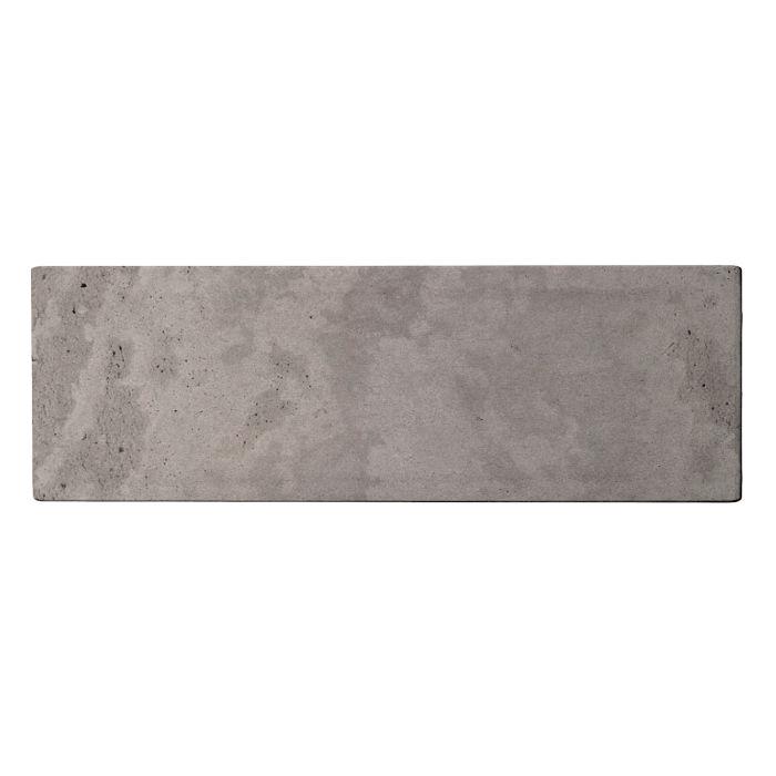 8x24 Roman Tile Sidewalk Gray Limestone
