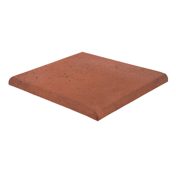 14x14 Roman Tile SBN Corner Mission Red Luna