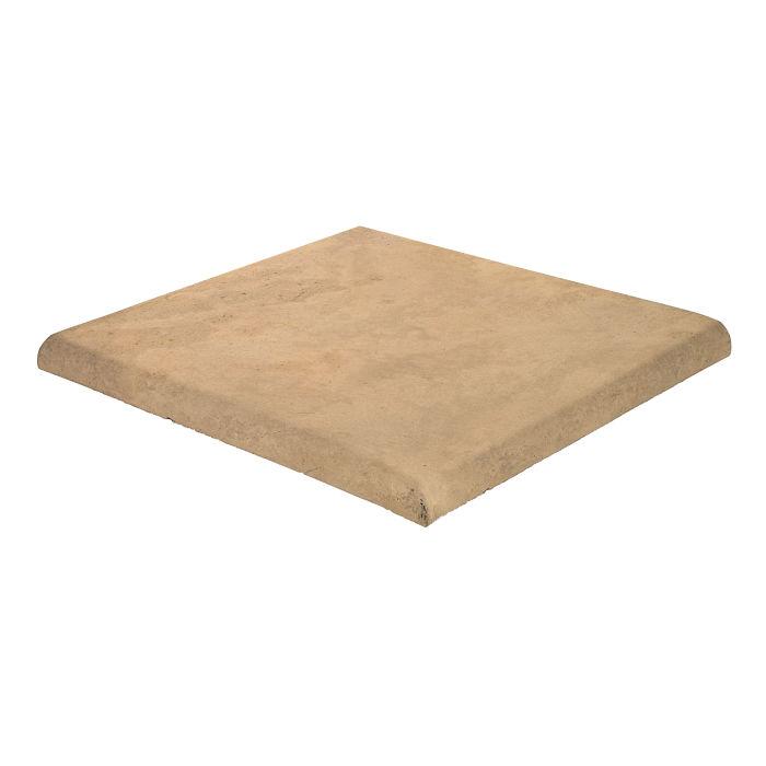16x16 Roman Tile SBN Corner Old California Limestone