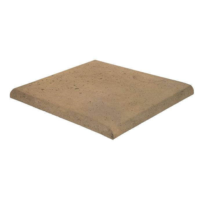 18x18 Roman Tile SBN Corner Caqui Luna