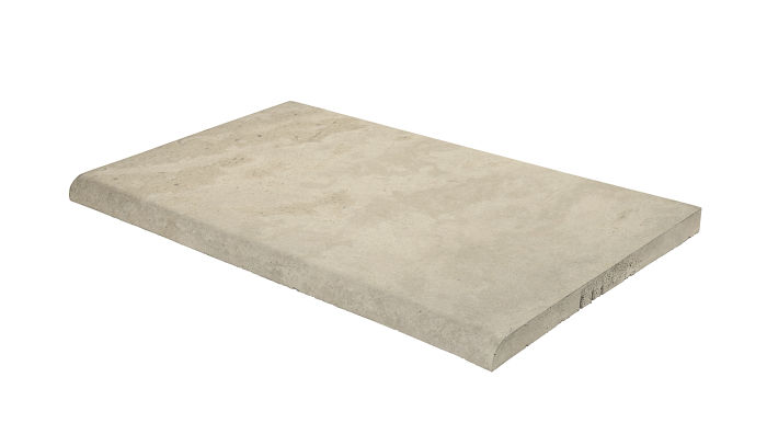 14x24 Roman Tile SBN Early Gray Limestone