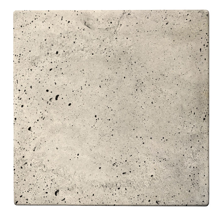 12x12 Roman Tile Rice Luna
