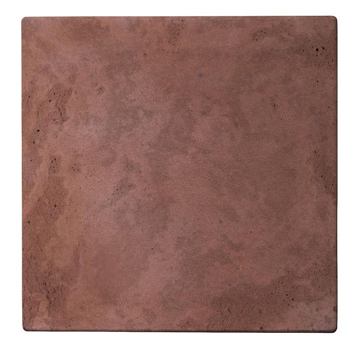 16x16 Roman Tile City Hall Red Limestone