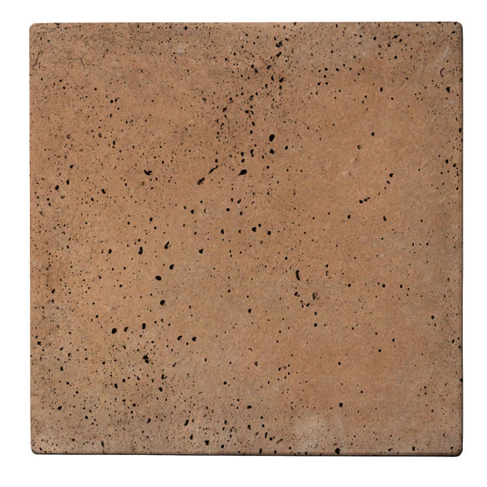 16x16 Roman Tile Gold Travertine