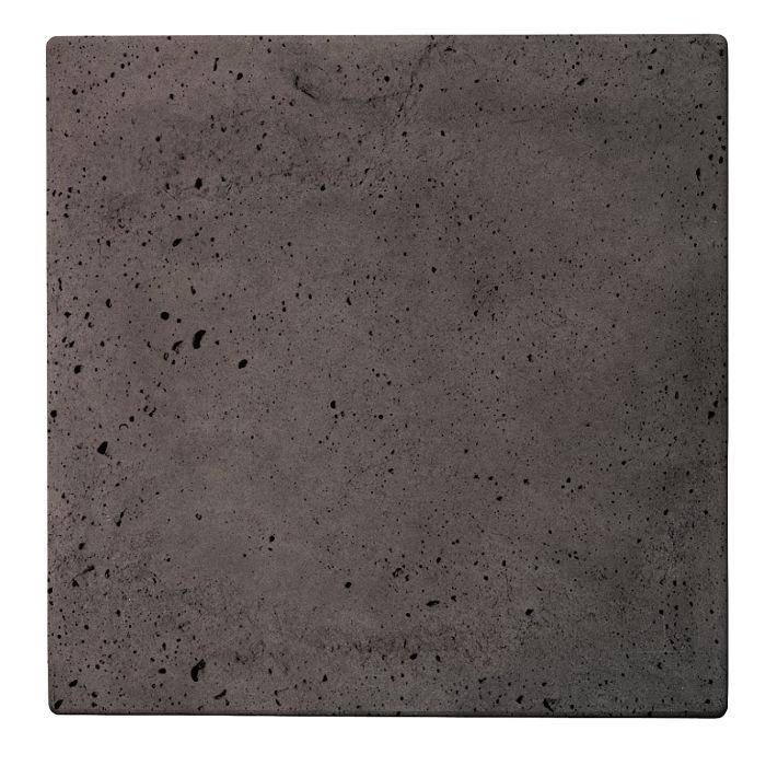 18x18 Roman Tile Charcoal Luna