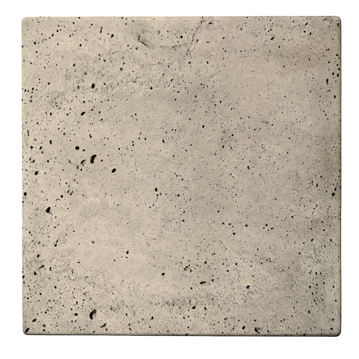 18x18 Roman Tile Early Gray Luna
