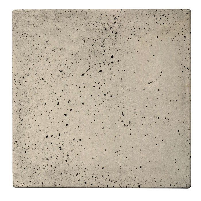 18x18 Roman Tile Early Gray Travertine