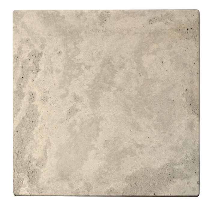 24x24 Roman Tile Early Gray Limestone