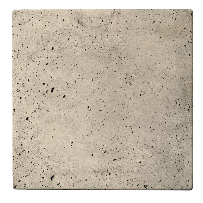 24x24 Roman Tile Early Gray Luna