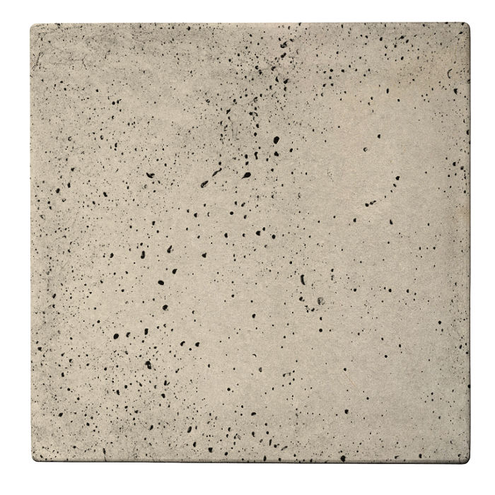 24x24 Roman Tile Early Gray Travertine