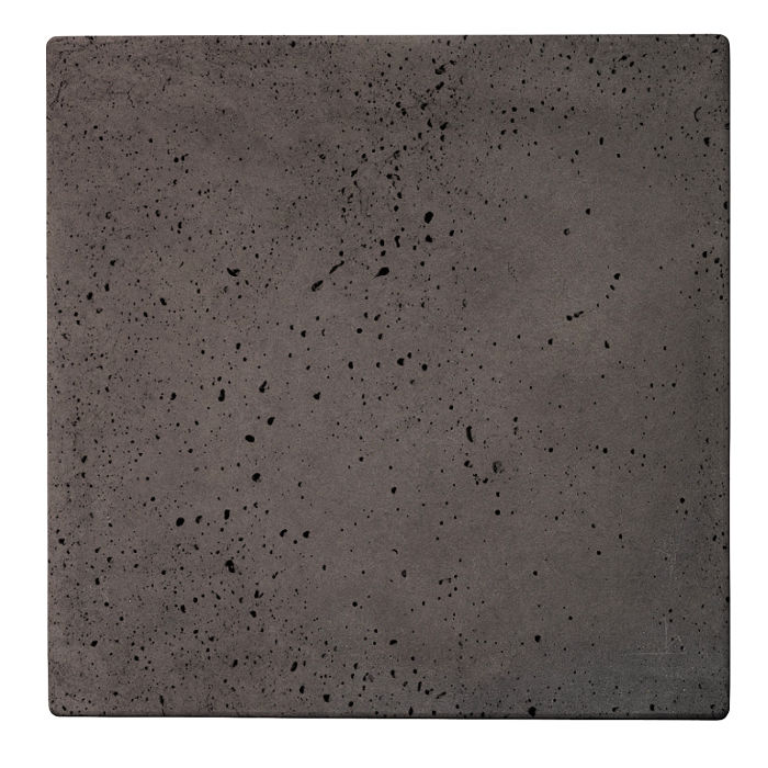36x36 Roman Tile Charcoal Travertine