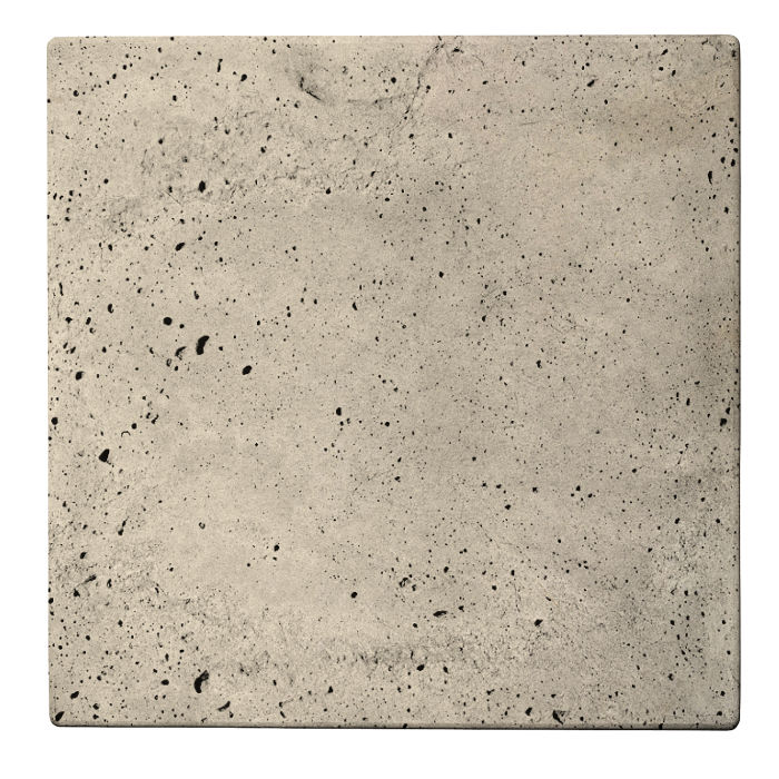 36x36 Roman Tile Early Gray Luna