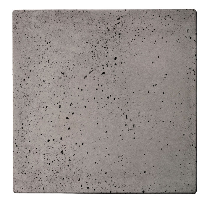 36x36 Roman Tile Sidewalk Gray Travertine