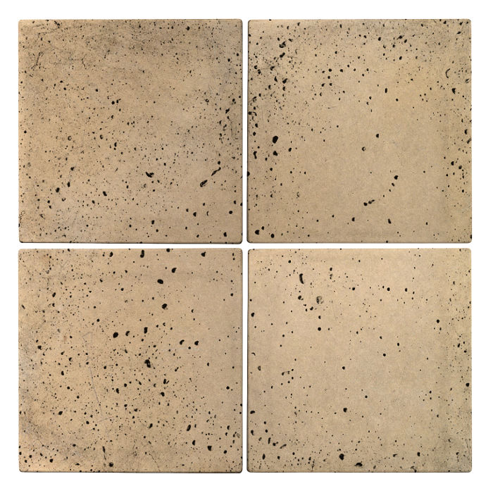 6x6 Roman Tile Hacienda Travertine