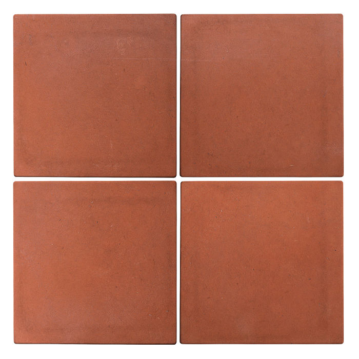 6x6 Roman Tile Mission Red