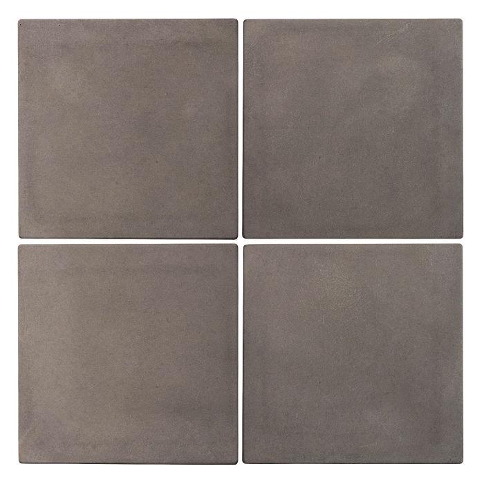 6x6 Roman Tile Smoke