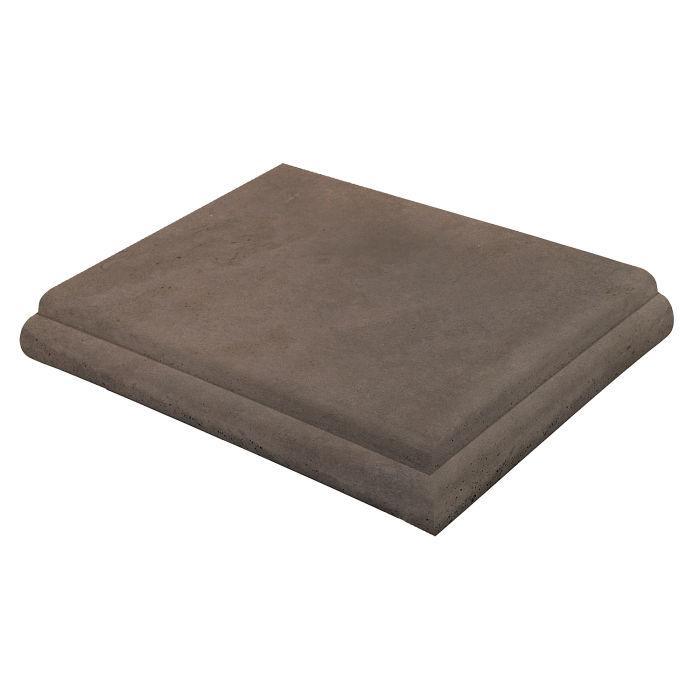16x16 Roman Tile STYLE 1 Staritread Corner Charley Brown Limestone
