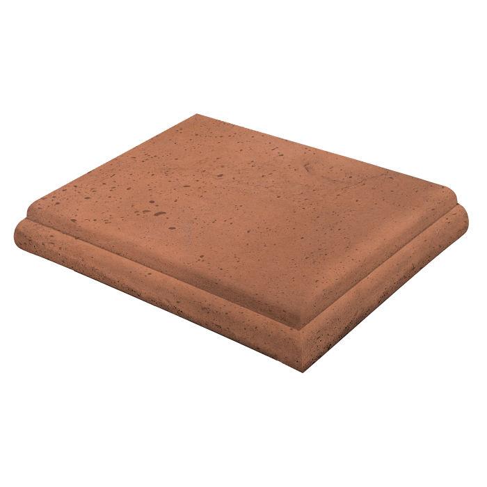 18x18 Roman Tile STYLE 1 Staritread Corner Desert Luna