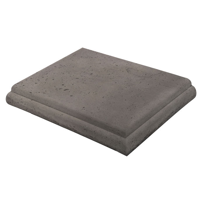18x18 Roman Tile STYLE 1 Staritread Corner Smoke Luna