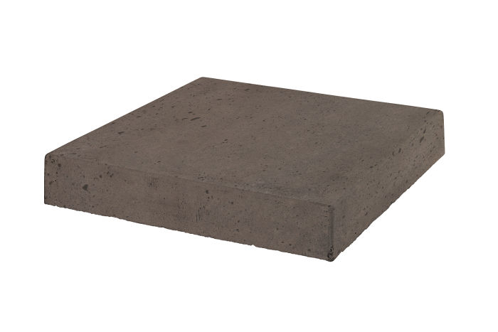 18x18 Roman Tile Stairtread Corner Charley Brown Luna