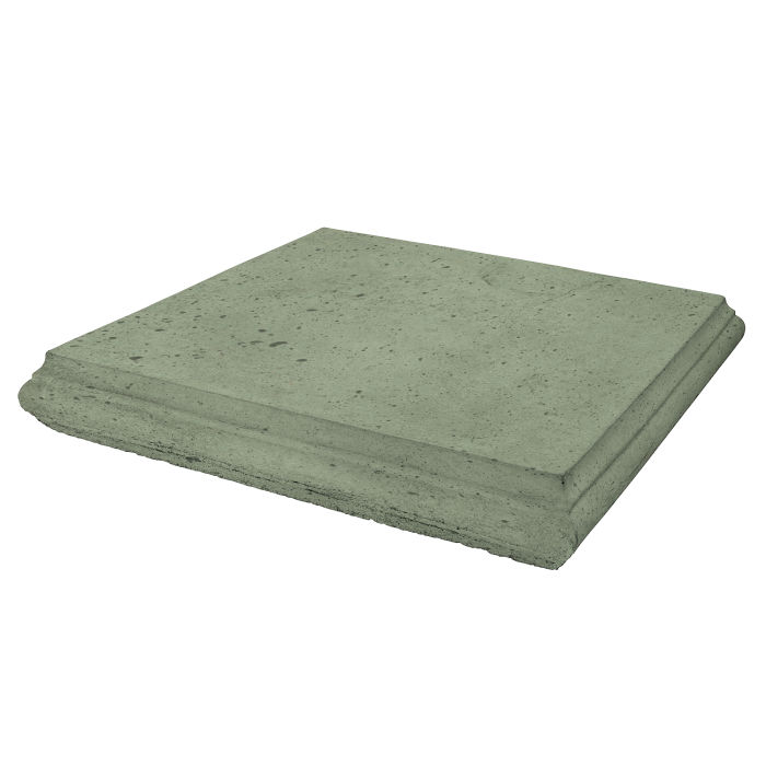 Roman Pier Cap 4 24x24 Ocean Green Light Luna