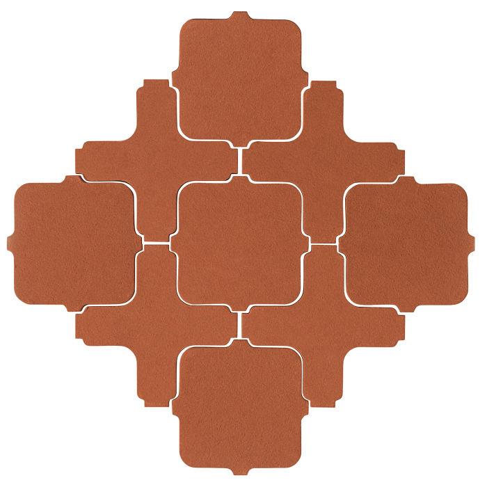Studio Field Arabesque Pattern 11A Chocolate Bar 175u