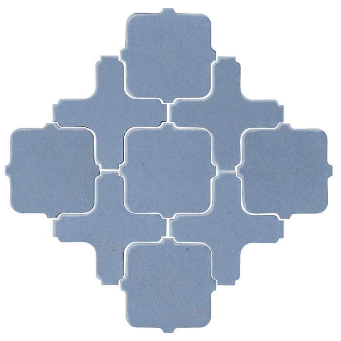 Studio Field Arabesque Pattern 11A Frost