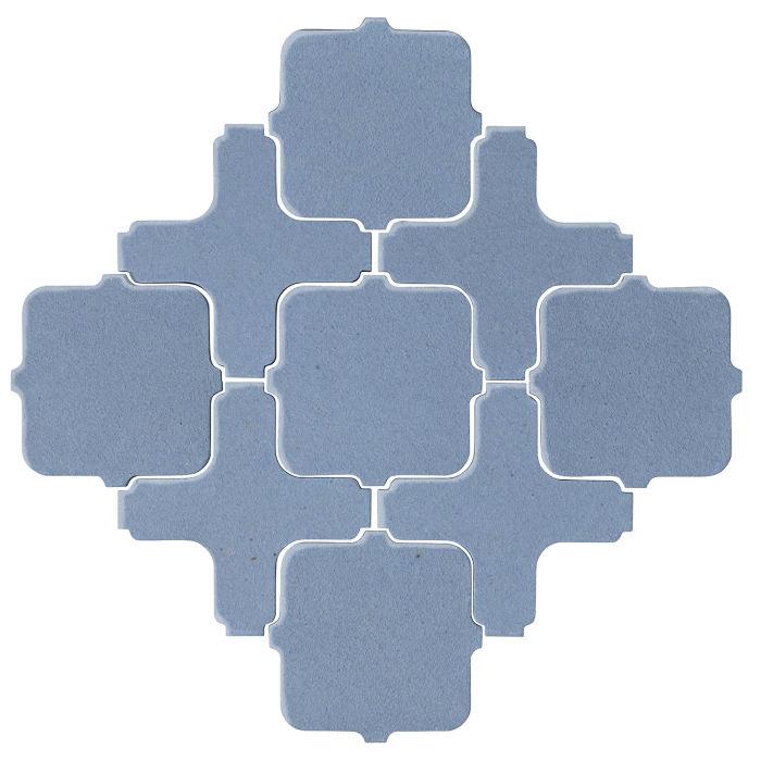 Studio Field Arabesque Pattern 11A Frost
