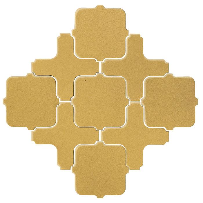 Studio Field Arabesque Pattern 11A Gold Rush