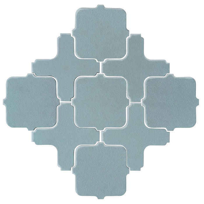 Studio Field Arabesque Pattern 11A Igloo 290c
