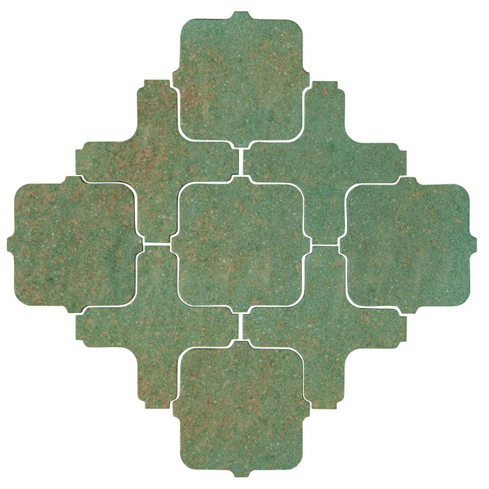 Studio Field Arabesque Pattern 11A Turtle 563u