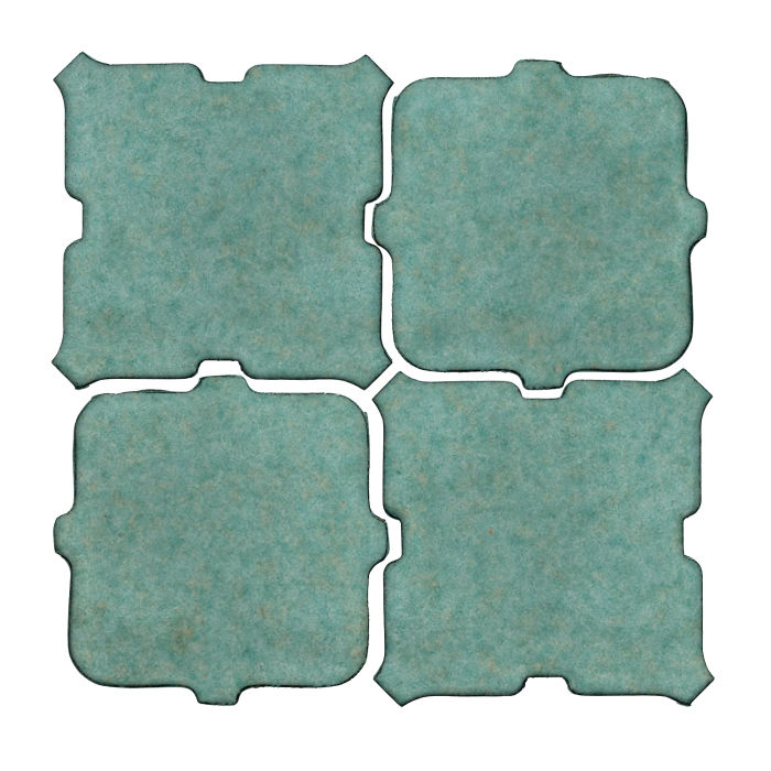 Studio Field Arabesque Pattern 11B Aqua 5503u