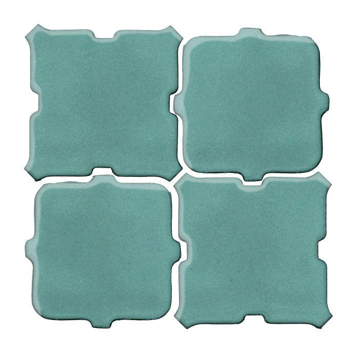 Studio Field Arabesque Pattern 11B Blue Haze 7458c