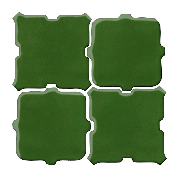 Studio Field Arabesque Pattern 11B Lucky Green 7734c