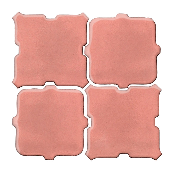 Studio Field Arabesque Pattern 11B Peach Pie