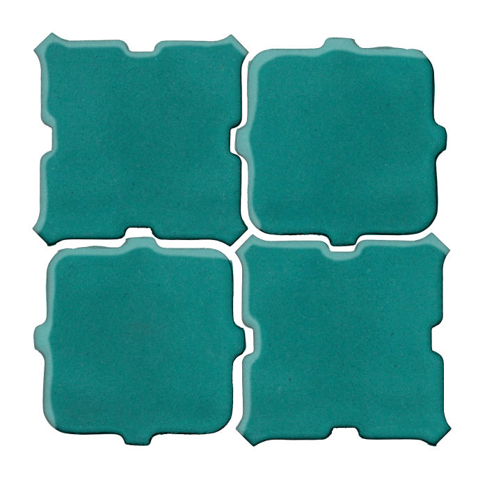 Studio Field Arabesque Pattern 11B Real Teal 5483c