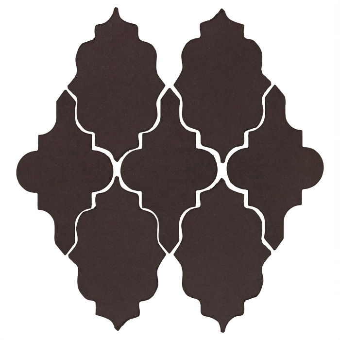 Studio Field Arabesque Pattern 12 Abyss 433u