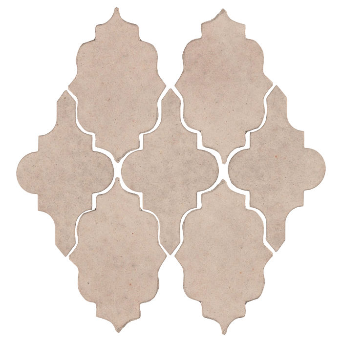 Studio Field Arabesque Pattern 12 Alabaster CG1u