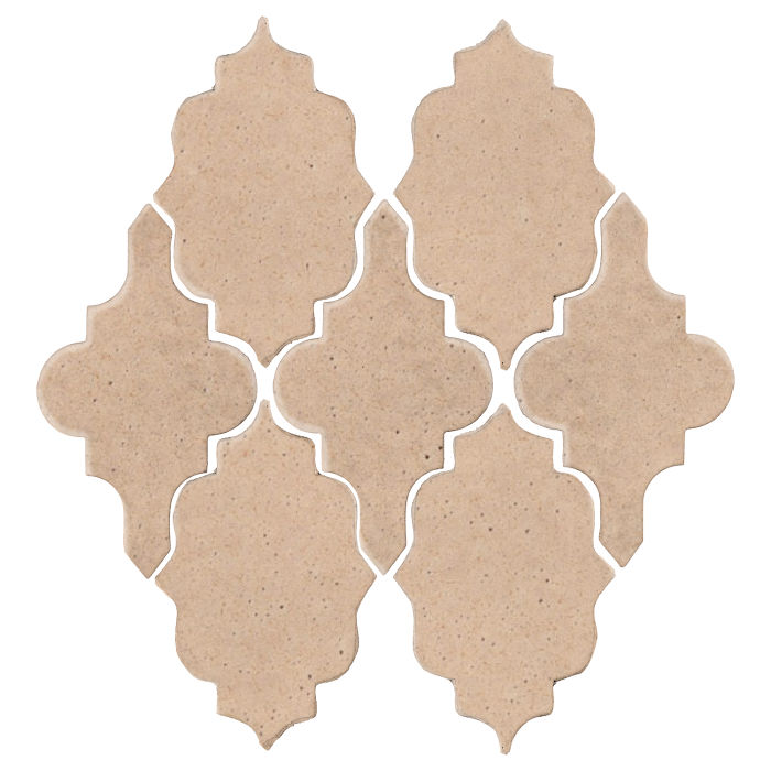 Studio Field Arabesque Pattern 12 Beach Sand WG1c