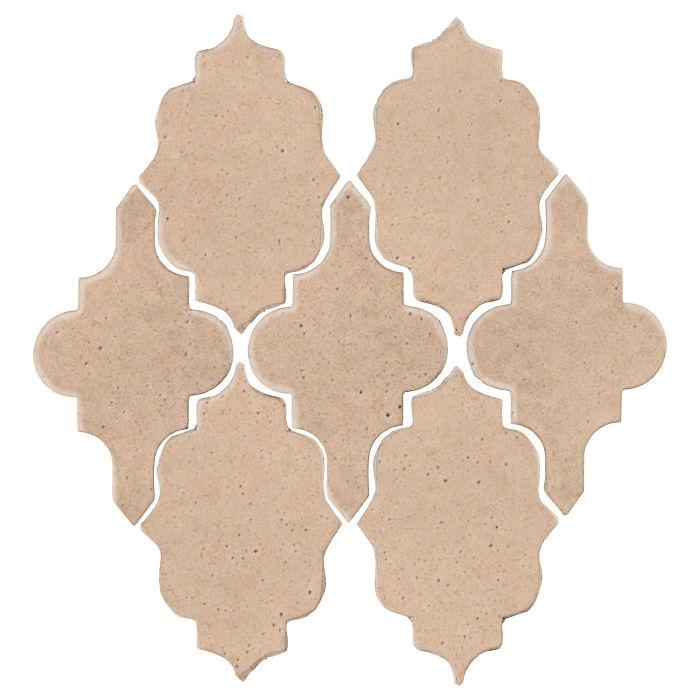 Studio Field Arabesque Pattern 12 Beach Sand WG1c