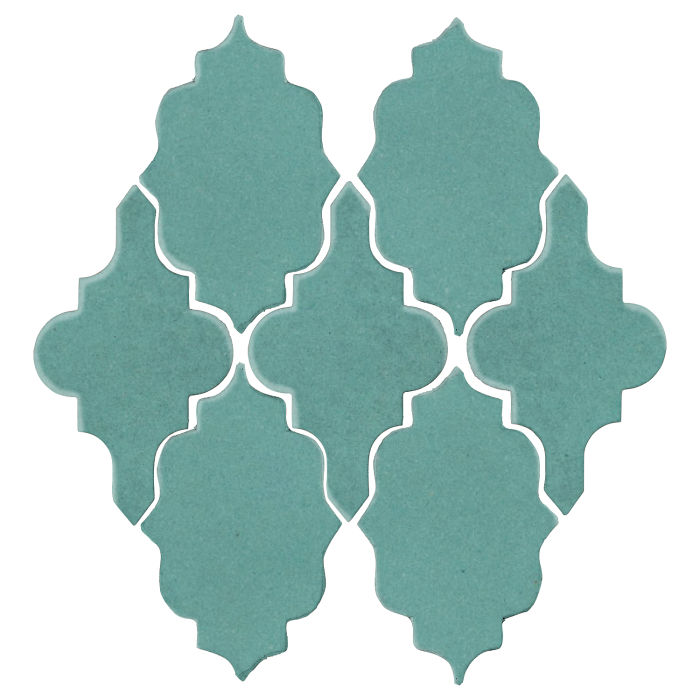 Studio Field Arabesque Pattern 12 Blue Haze 7458c
