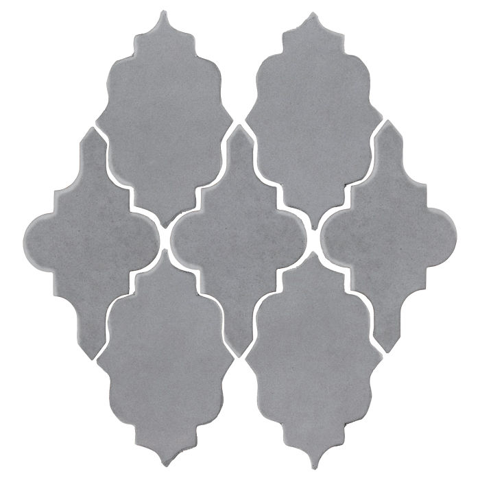 Studio Field Arabesque Pattern 12 Battleship